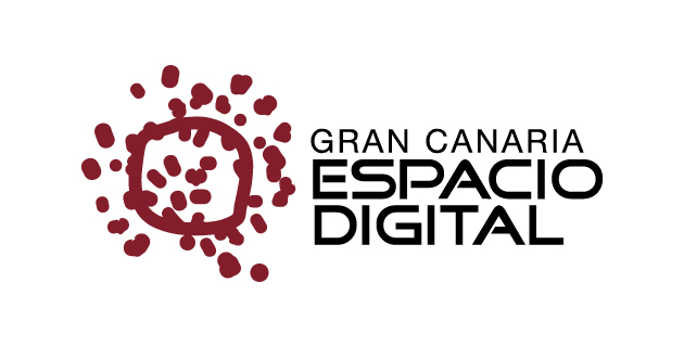 logo vector Gran Canaria Espacio Digital