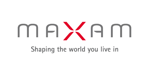 logo vector MAXAM