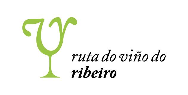 logo vector Ruta do Viño do Ribeiro