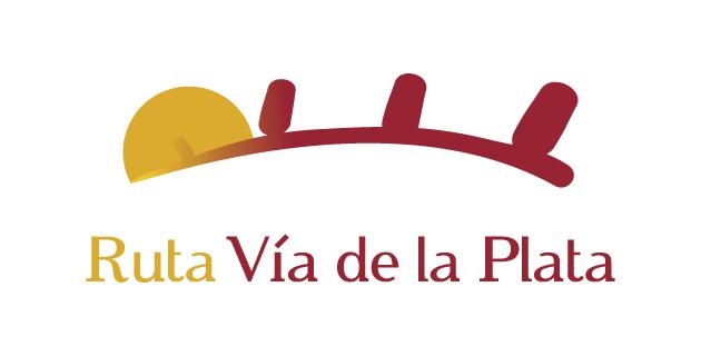 logo vector Ruta Vía de la Plata