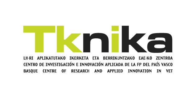 logo vector Tknika