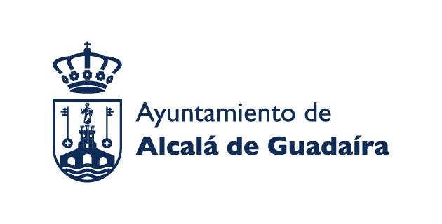 ayuntamiento de Alcalá de Guadaíra, logo vector en bandera