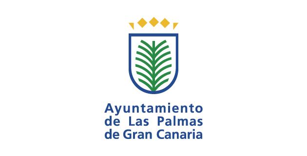 ayuntamiento de Las Palmas logo vector vertical