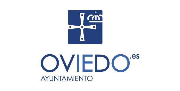 ayuntamiento de Oviedo logo vector vertical