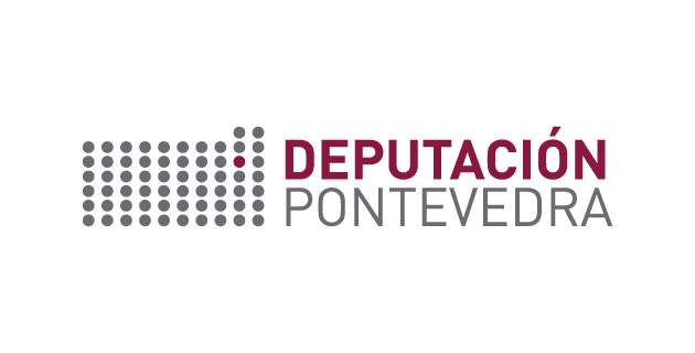 logo vector Deputación de Pontevedra