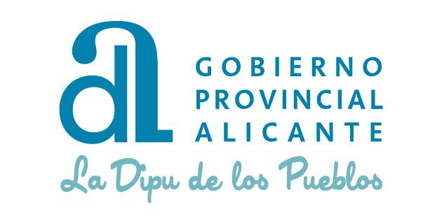 logo vector Diputación de Alicante