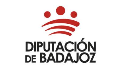 logo vector Diputación de Badajoz