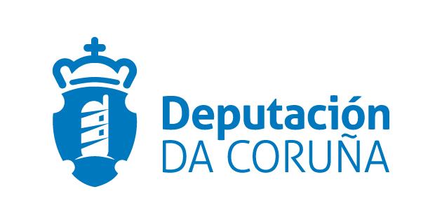 logo vector Diputación de La Coruña