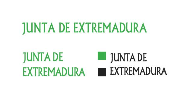 logo vector Gobierno de Extremadura