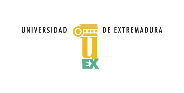 logo vector Universidad de Extremadura
