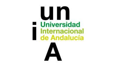 logo vector Universidad Internacional de Andalucia