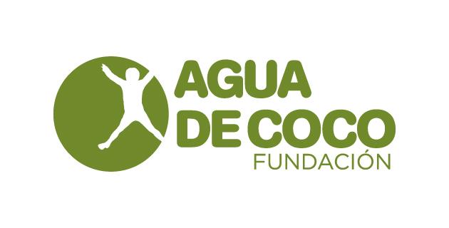 logo vector Fundación Agua de Coco