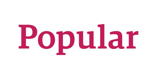 logo vector Banco Popular