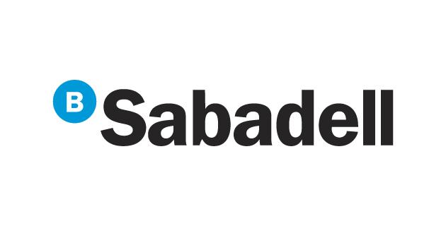 Resultado de imagen de logo banco sabadell