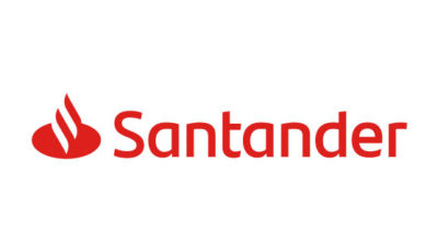 logo vector Banco Santander