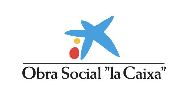 Logo vector obra social la caixa vector logo for La caixa buscador de oficinas