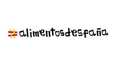 logo vector Alimentos de España
