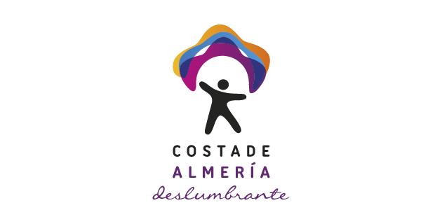 logo vector Costa de Almería deslumbrante
