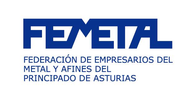 logo vector FEMETAL