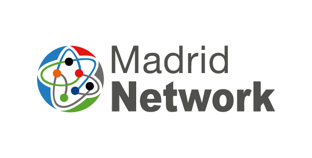 logo vector Madrid Network