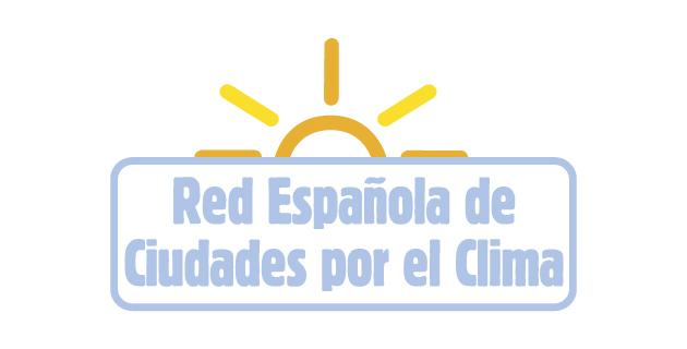 logo vector Red Española de Ciudades por el Clima
