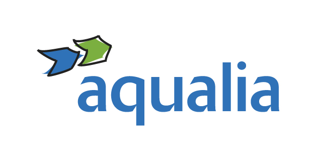 logo vector Aqualia