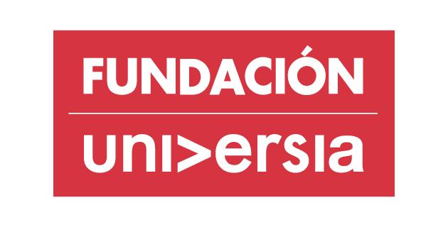 logo vector Fundación Universia