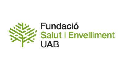 logo vector Fundació Salut i Envelliment UAB