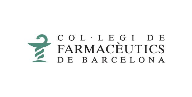 logo vector Col·legi de Farmacèutics de Barcelona