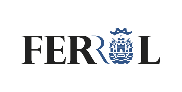 logo vector Concello de Ferrol