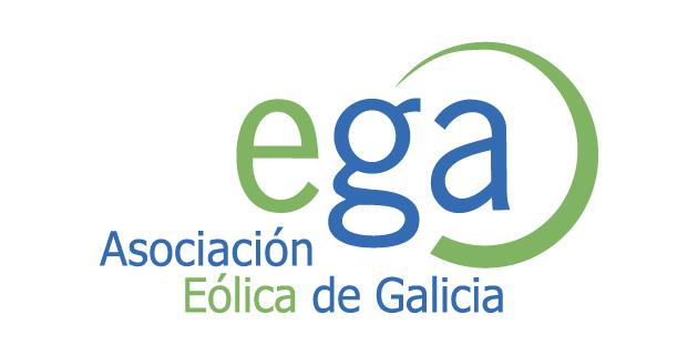 logo vector EGA Asociación Eólica de Galicia
