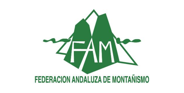 logo vector Federación Andaluza de Montañismo