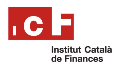 logo vector ICF Institut Català de Finances