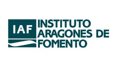 logo vector IAF Instituto Aragonés de Fomento