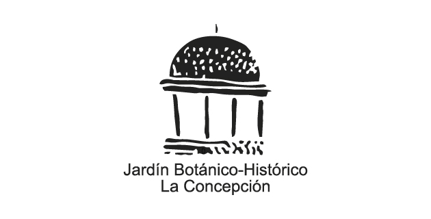 Logo vector jard n bot nico hist rico la concepci n for Jardin botanico la concepcion