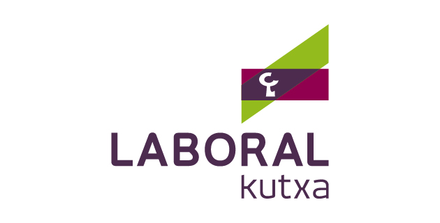logo vector laboral kutxa vector logo