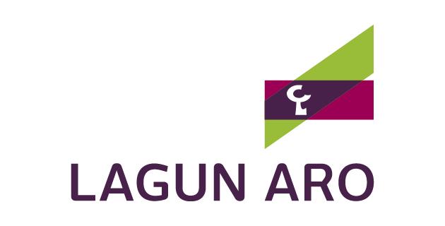 logo vector Lagun Aro seguros