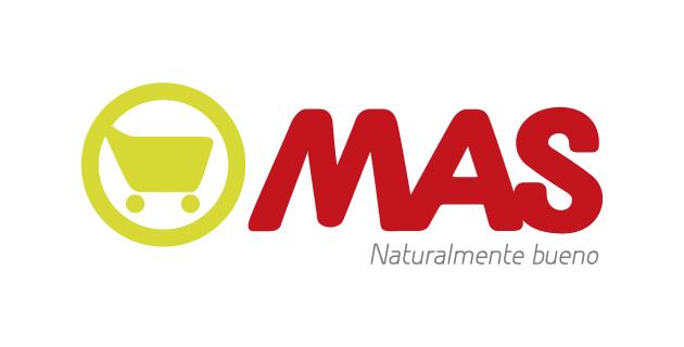 logo vector Supermercado MAS