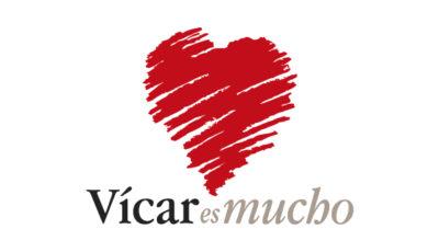 logo vector Vícar es mucho