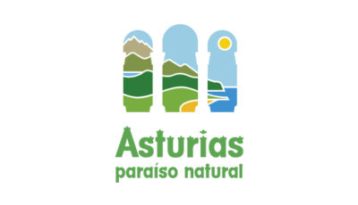 logo vector Asturias Paraíso Natural