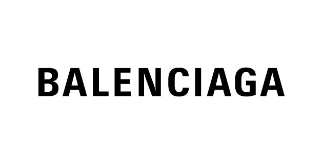 logo vector Balenciaga