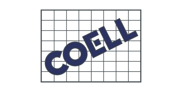 logo vector COELL