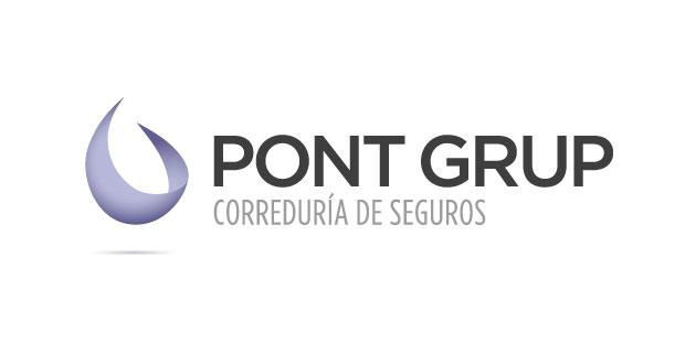 logo vector Pont Grup
