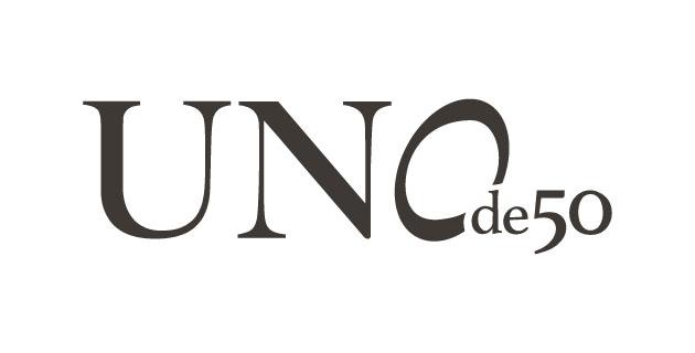 logo vector Uno de 50