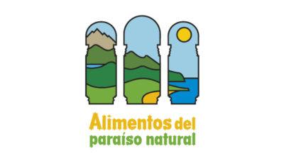 logo vector Alimentos del Paraiso Natural