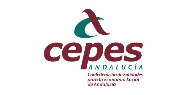logo vector CEPES Andalucía