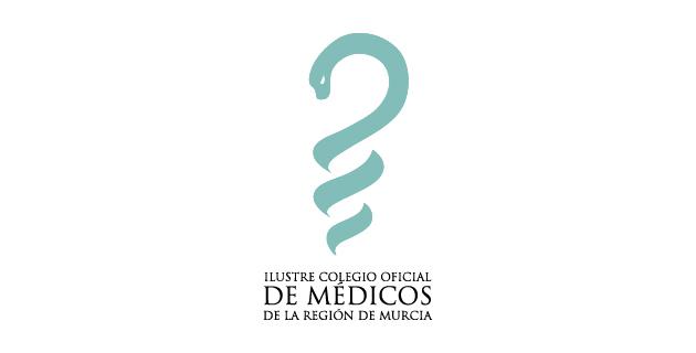 logo vector Colegio Oficial de Médicos de la Región de Murcia