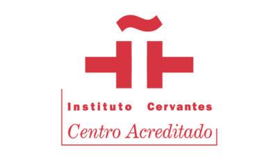 logo vector Instituto Cervantes Centro Acreditado