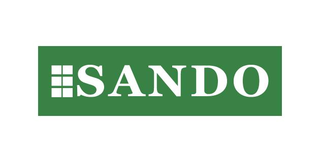 logo vector SANDO
