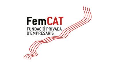 logo vector FemCAT